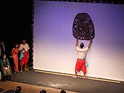 アジアの人形芝居と身体表現その7
